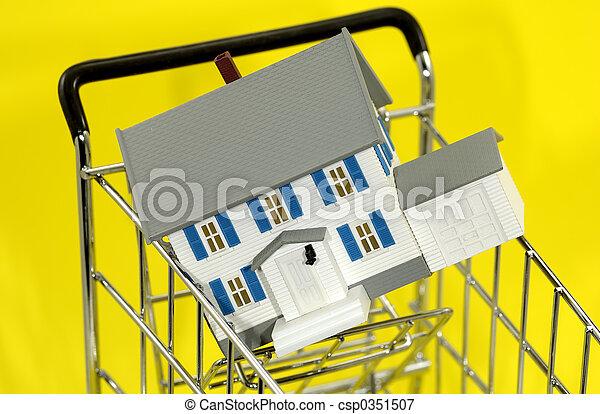 otthon, megvásárol - csp0351507