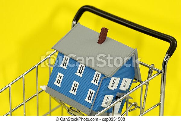 otthon, megvásárol - csp0351508