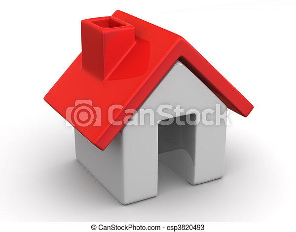 otthon - csp3820493