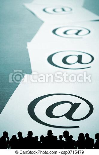 ou, e-affaires, spam - csp0715479