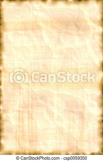 oud, paper. - csp0059350