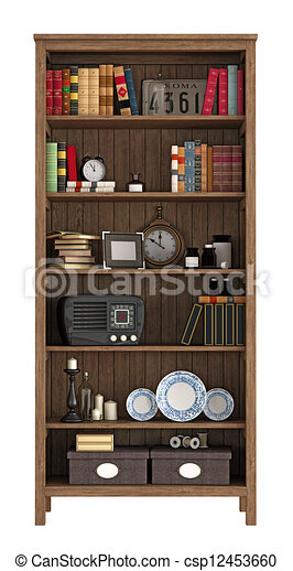 Stunning Ouderwetse Boekenkast Pictures - Ideeën Voor Thuis ...