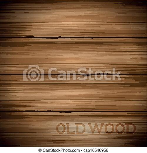 ouderwetse , hout, oud, achtergrond - csp16546956