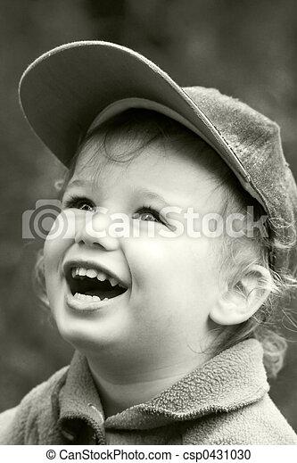 ouderwetse , lachen, geitje - csp0431030