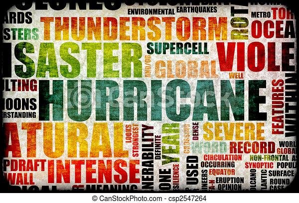 ouragan - csp2547264