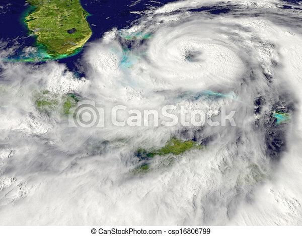 ouragan - csp16806799