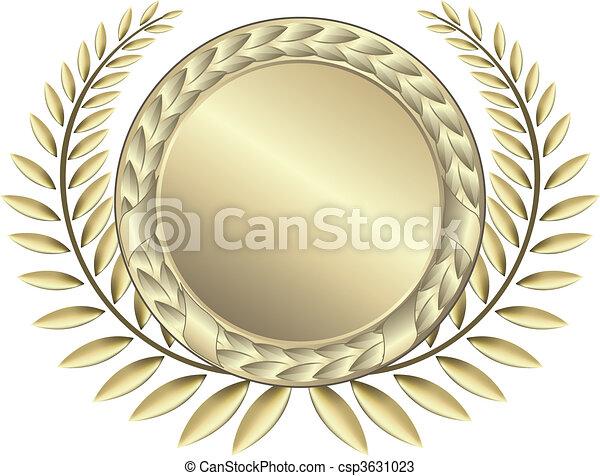 ouro, fitas concessão - csp3631023