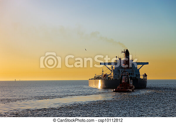 Out to sea - csp10112812