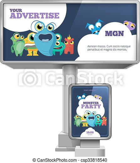 advertise template