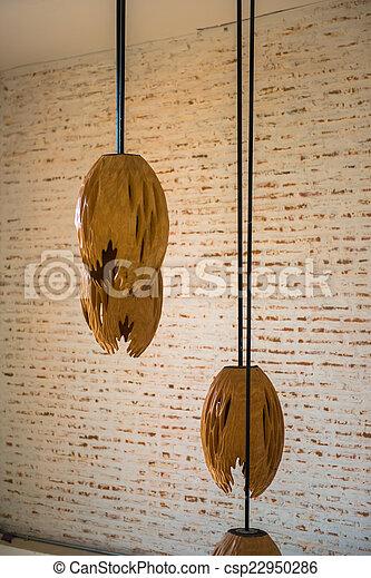 outdoor wall lamp - csp22950286