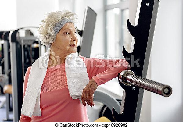 Granny gym