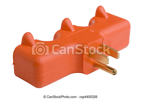 Outlet surge adapter - csp4400326