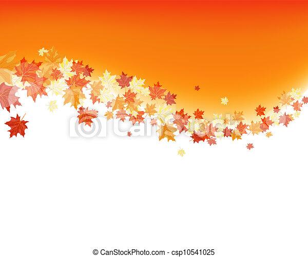 outono, maples - csp10541025