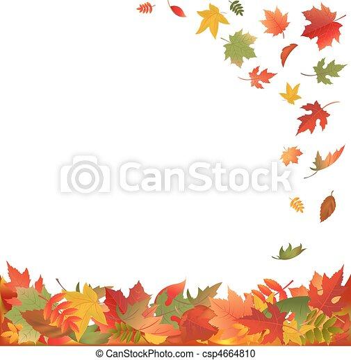 outono, queda sai - csp4664810