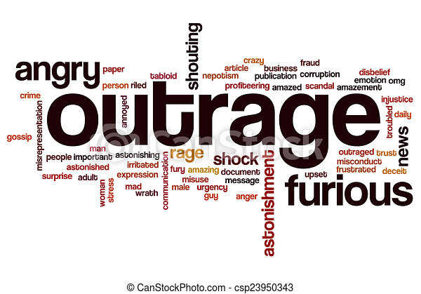 """Image result for outrage drawings"""""""
