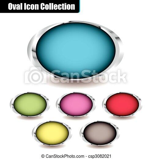 Una colección ovalada - csp3082021