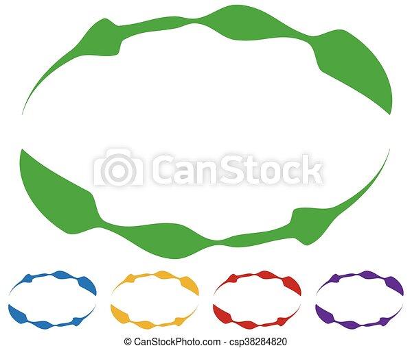 colorful frame border design. Fine Frame And Colorful Frame Border Design A