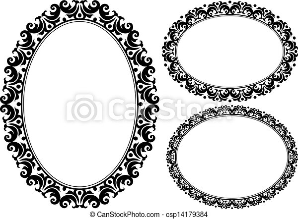 Oval Illustrations and Clipart. 34,268 Oval royalty free ...