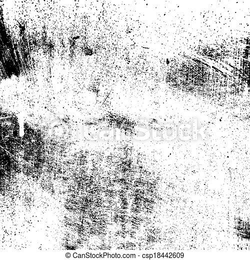 Overla Grunge Texture - csp18442609