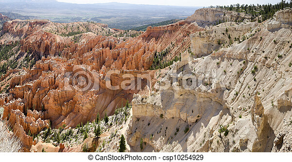 overview of Bryce Canyon - csp10254929