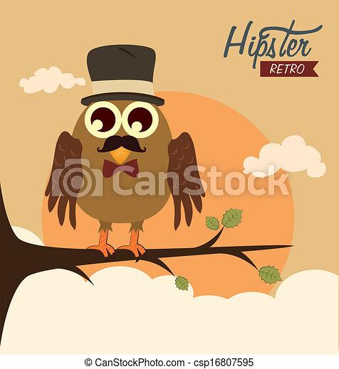 owl design - csp16807595