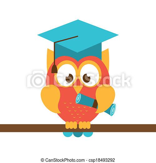 owl design   - csp18493292