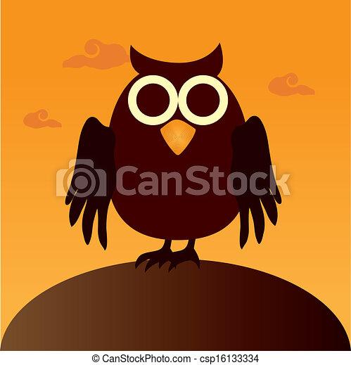 owl design - csp16133334