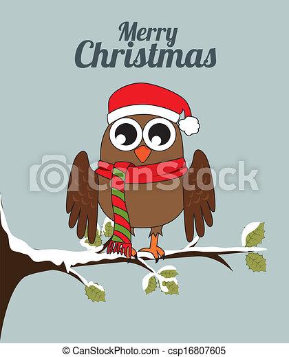 owl design - csp16807605