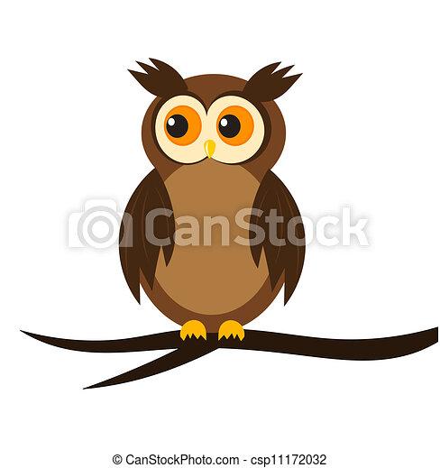 Owl - csp11172032