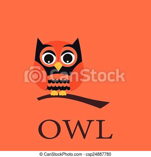 owl family - csp24887780