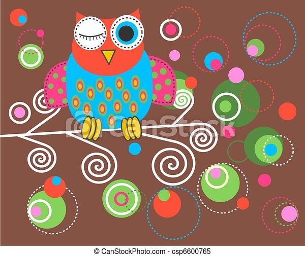owl - csp6600765