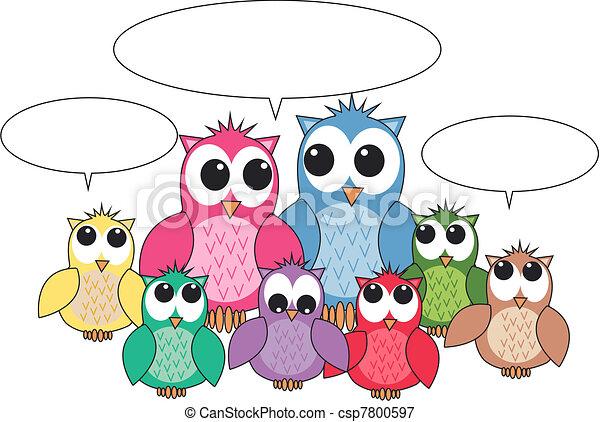 owls - csp7800597