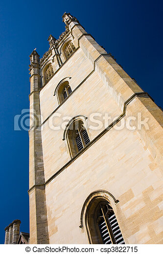 Magdalen College, Oxford - csp3822715