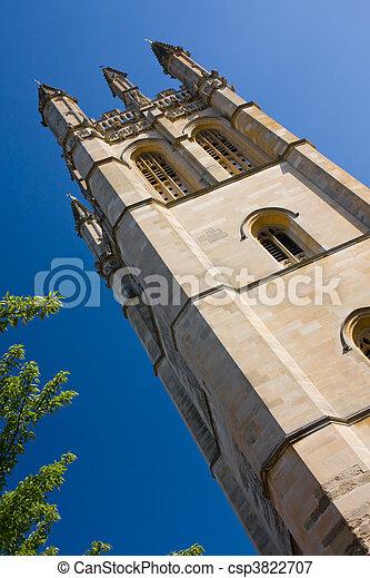 Magdalen College, Oxford - csp3822707