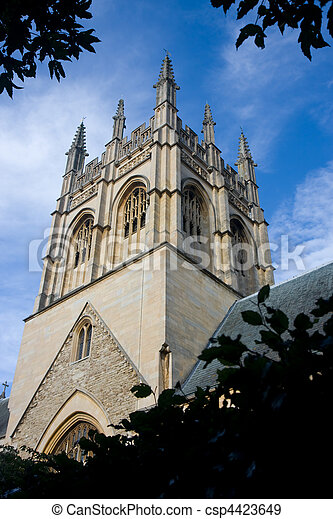 Universidad Merton, Oxford - csp4423649