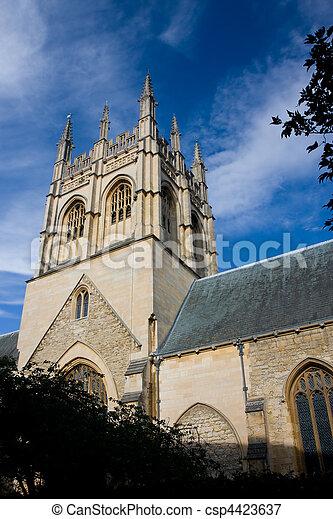 Universidad Merton, Oxford - csp4423637