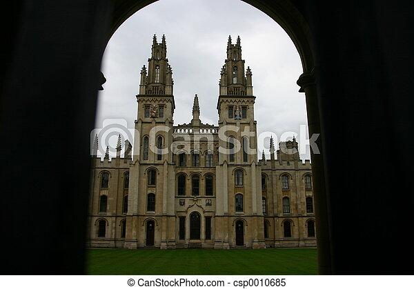 Oxford University - csp0010685