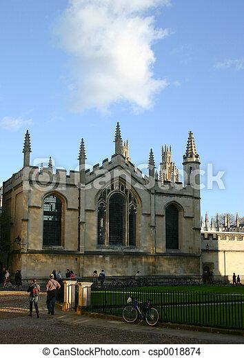 oxford university - csp0018874