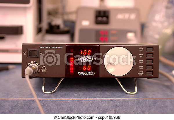 Oximetro de pulso - csp0105966