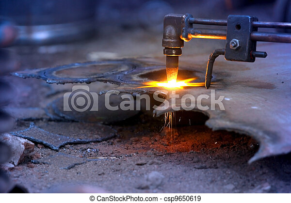 Oxy acetylene cutting torch Stock Photos and Images  41 Oxy