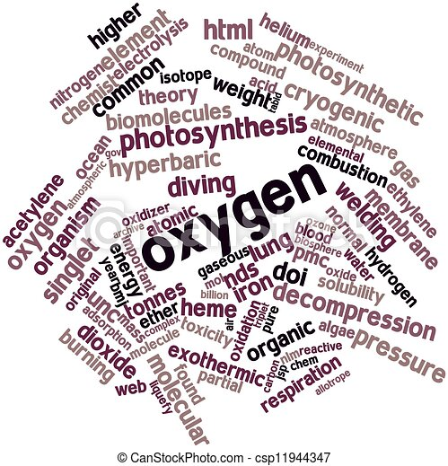 Oxygen - csp11944347