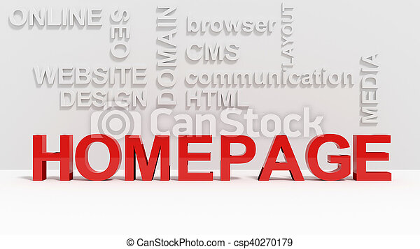 página principal - csp40270179