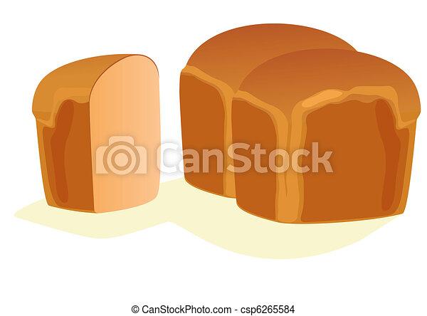 pão - csp6265584