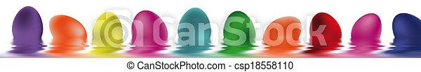 påsk - csp18558110