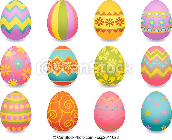 påske ægg - csp2611623