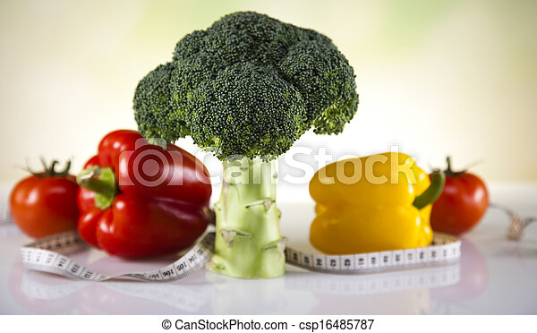pérdida de peso, condición física - csp16485787
