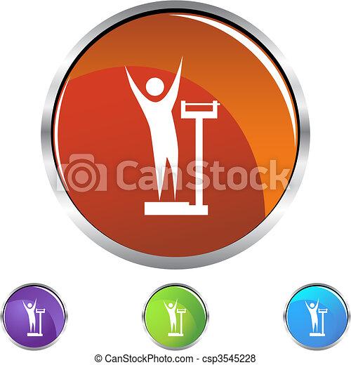 Pérdida de peso - csp3545228