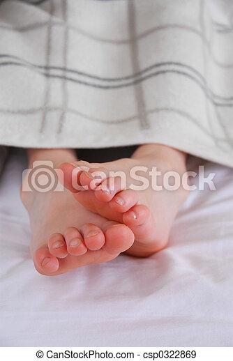 pés, child\\\'s - csp0322869