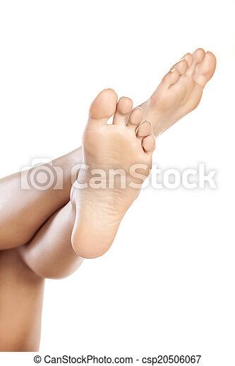 pés, nu - csp20506067