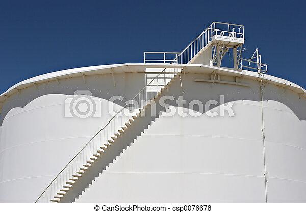 pétrole brut - csp0076678